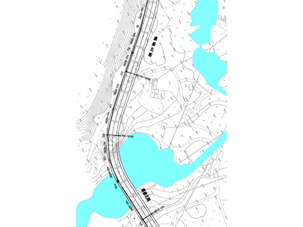 广西贺州市姑婆山小镇给水工程项目