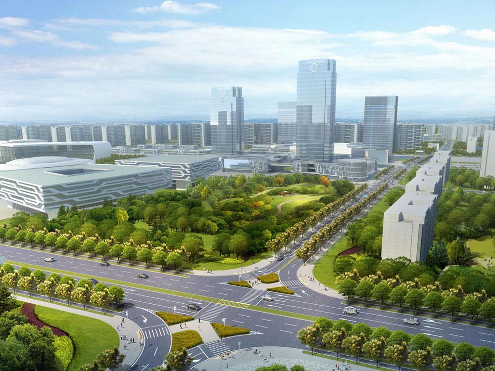 杜荣路(高塘坪路-螺塘湾西路)市政道路