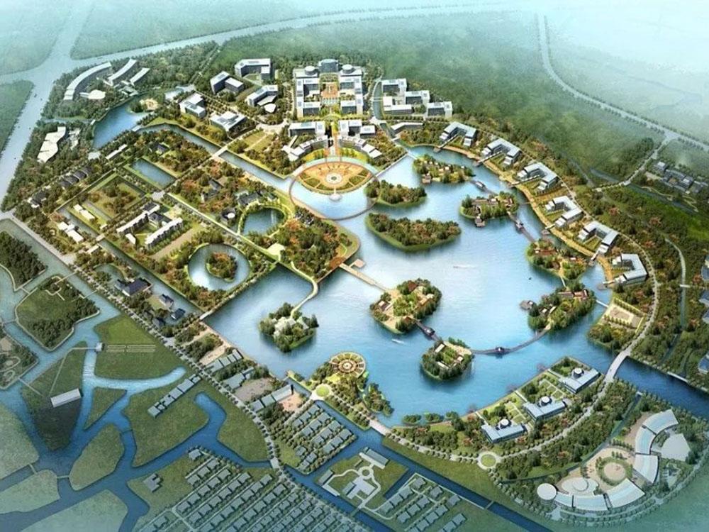 长沙市南部片区策划方案